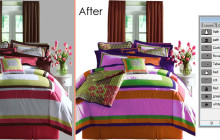 Mulitple Clipping Path